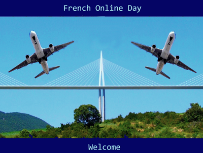 French Online Day