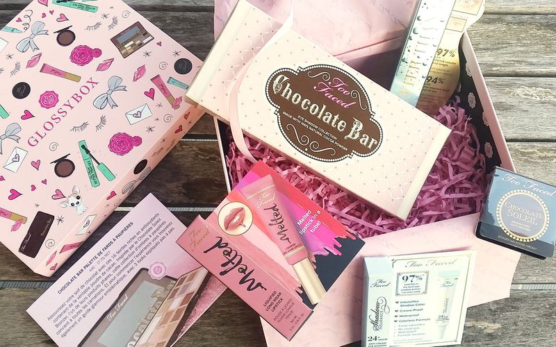 Glossybox Edition Spéciale 100% Too Faced