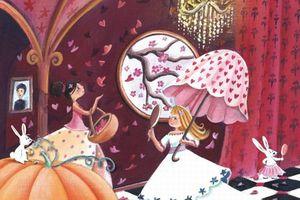 Puzzle Cardouat Les Princesses