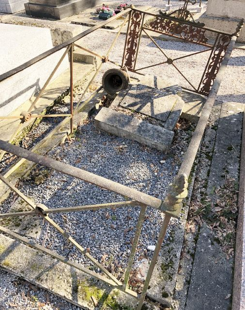 Cimetière abandonné Goussainville