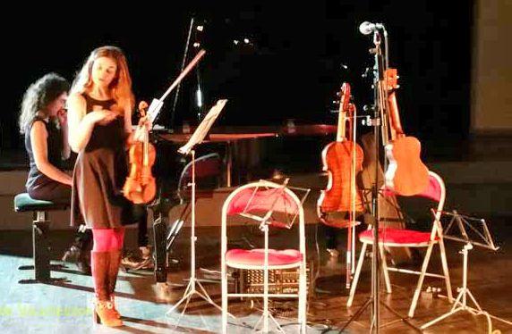 Concert Esperanz'Arts