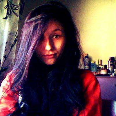 Neue Haarfarbe :-)