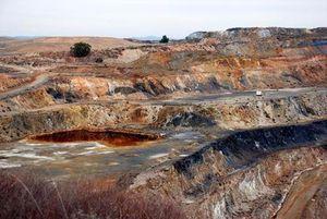 La Junta de Andalucía protege como zona patrimonial la Cuenca Minera de Tharsis-La Zarza (Huelva)