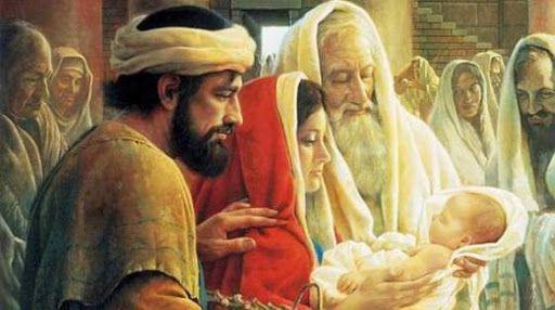 Fête de la présentation de Jésus au temple