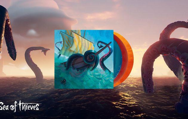 [ACTUALITE]  Sea of Thieves - Sa bande-son vinyle vont vous donner envie de prendre le large