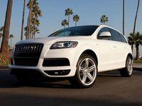 Audi Q7, une version électrique!