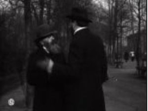 Vidéo de Han Ryner (Henri Ner) et J.-H. Rosny aîné vers 1920