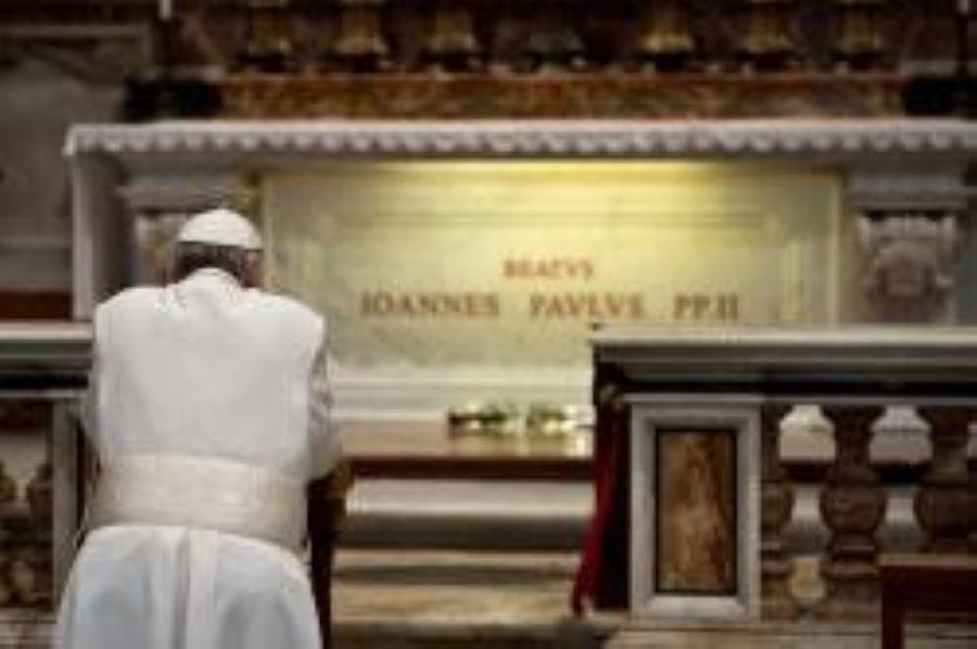 A PROPOS DE LA TOUSSAINT ET DU 02 NOVEMBRE... Paroles de Papes...
