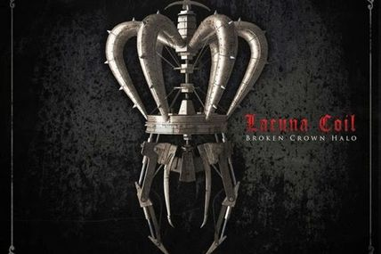 Lacuna coil - Black crown halo