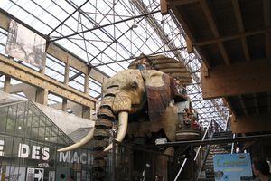 L'elephant de Nantes