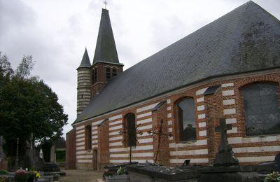 ONEUX:son église