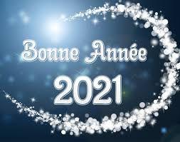 Joyeuse Année 2021 et offre de Janvier