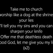 Hozier - Take Me To Church Lyric Video