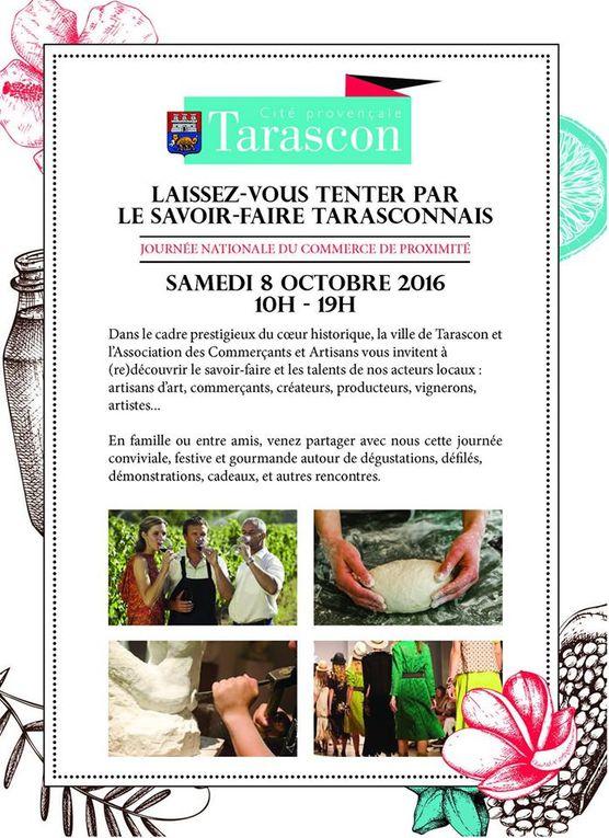 La Journée Nationale du Commerce de Proximité (JNCP) à Tarascon