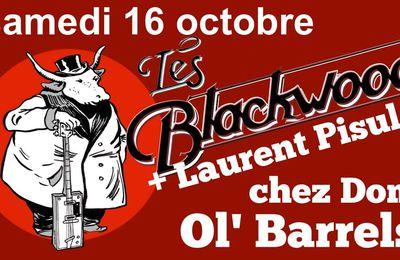 🔴 BLACKWOOD - Live au Ol'Barrels (16.10.2021/THIONVILLE)