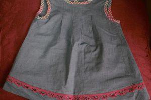 petite robe écolière *
