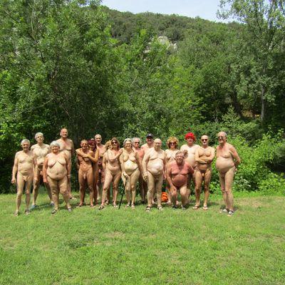 La rencontre naturiste de mai  2021.
