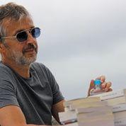 """Luc Chomarat : """" je n'ai pas envie d'emmerder le lecteur"""""""