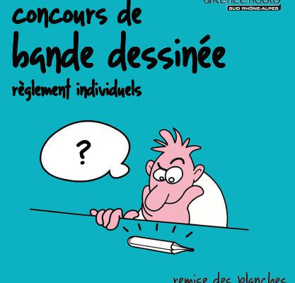 Concours : Rencontres de la Bande dessinée Valence Agglo
