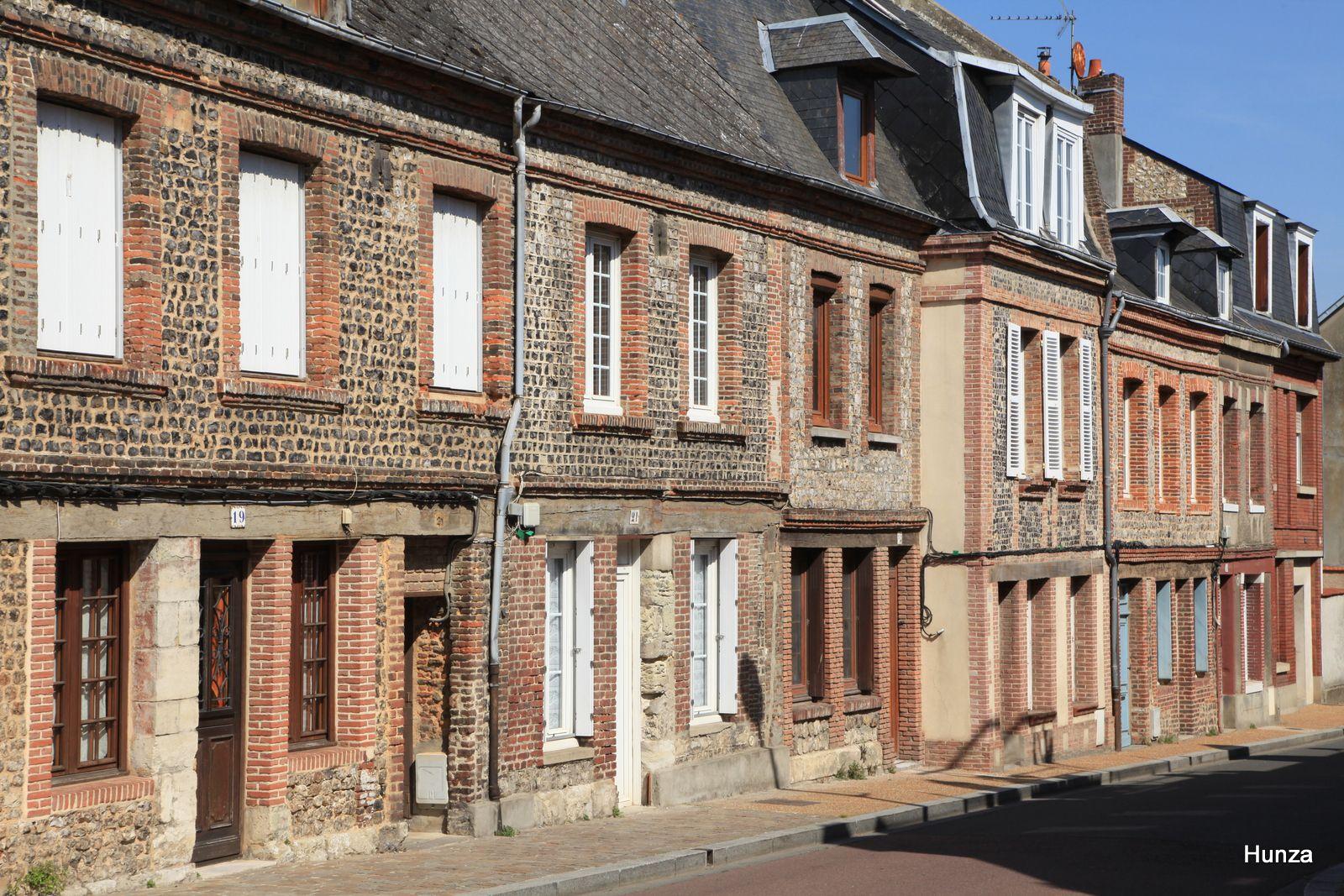 Fécamp, rue des Arquaises