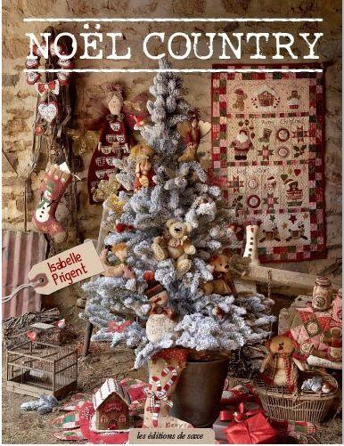 "Un ""Noël Country"" de Isabel Pringent"