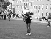 Dancing in Old Town, 2 (Varsovia)