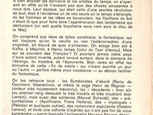 "J.-H. Rosny aîné ""La Jeune vampire"" in La France fantastique 1900 (1978)"