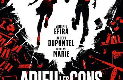 Adieu les cons (2 TEASERS) de et avec Albert Dupontel avec Virginie Efira - Le 21 octobre 2020 au cinéma