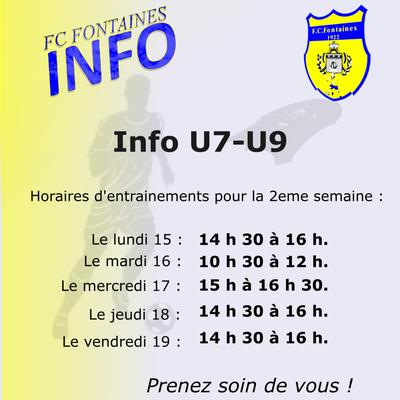 U7 U9