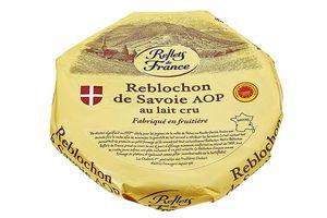 Rappel produit : Reblochon de Savoie laitier 450g LS de marque Reflets de France (Carrefour)