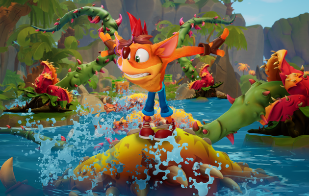 [ACTUALITE] Crash Bandicoot 4 : It's About Time - Disponible dès maintenant sur Battle.net