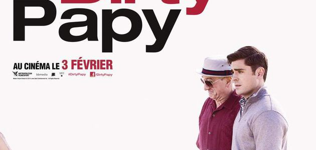 """""""DIRTY PAPY"""", LA BANDE-ANNONCE REDBAND !"""