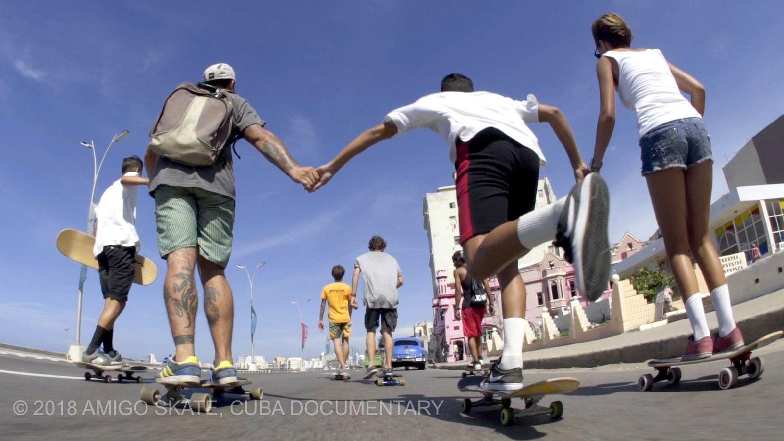 Amigo Skate, Cuba (BANDE-ANNONCE) Documentaire de Vanesa Wilkey-Escobar