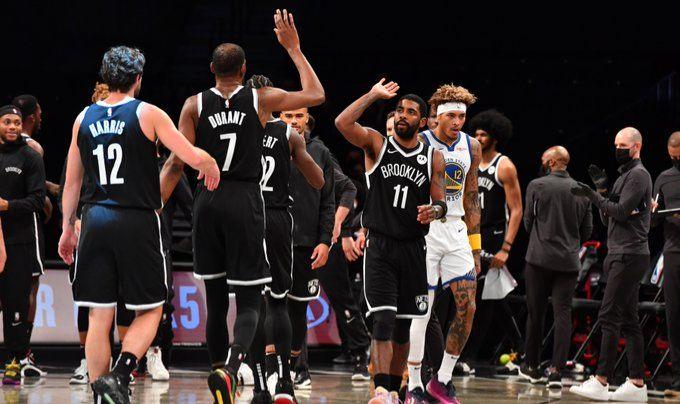 Kyrie Irving et Kevin Durant donnent une correction aux Warriors