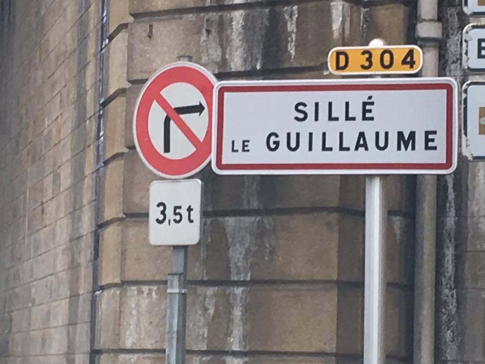 NATIONALE NO SILLE LE GUILLAUME