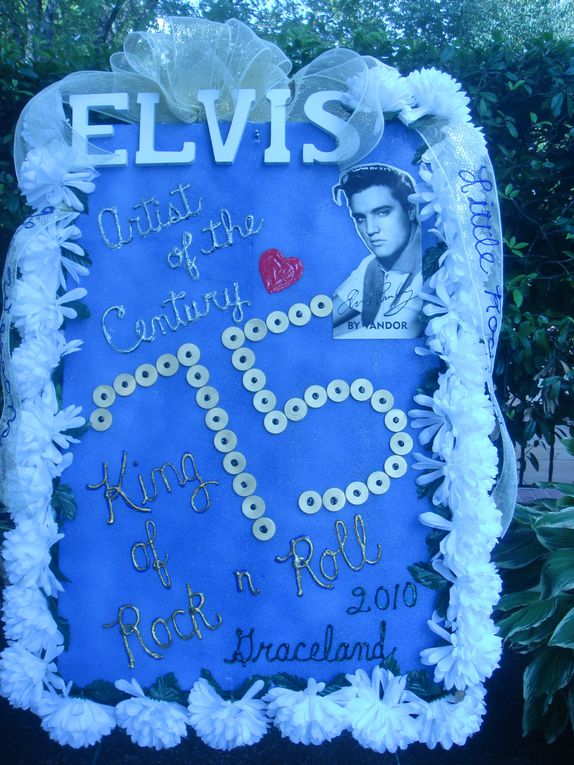 Elvis on my Mind. Hommage de ses fans. Emmy.
