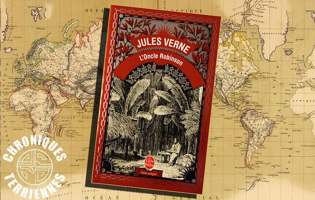 📚 JULES VERNE - L'ONCLE ROBINSON (1865-1991)