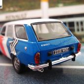 RENAULT 12 GORDINI BREAK 1973 R12 GORD FAMILIALE NOREV 1/43 - car-collector.net
