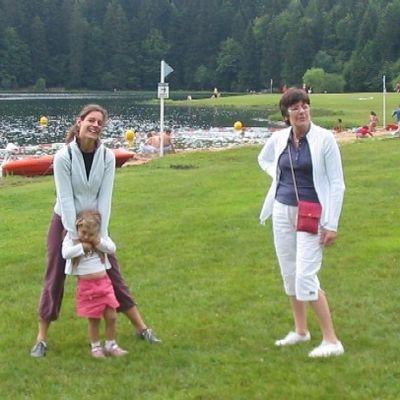 21 juillet 2007: lac Genin II - le retour!