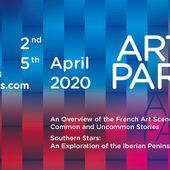 L'ORIGINE DU MONDE, 2014 - Projection de Miguel Chevalier - Art Paris Art Fair - 27 > 30 mars 2014 - Grand Palais