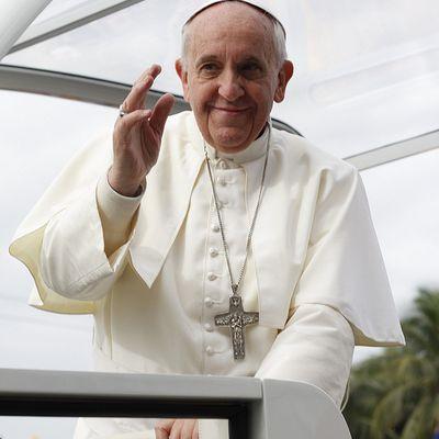 Une prière à Marie du Pape François