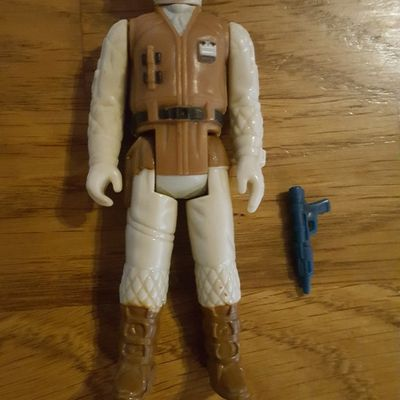 Hoth Rebel Trooper (The Empire Strikes Back - 1980)