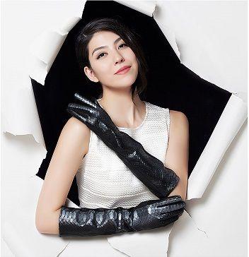 Fashion leather gloves blog