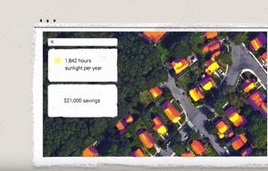 VIDEO. Avec Sunroof, Google s'improvise conseiller en énergie solaire