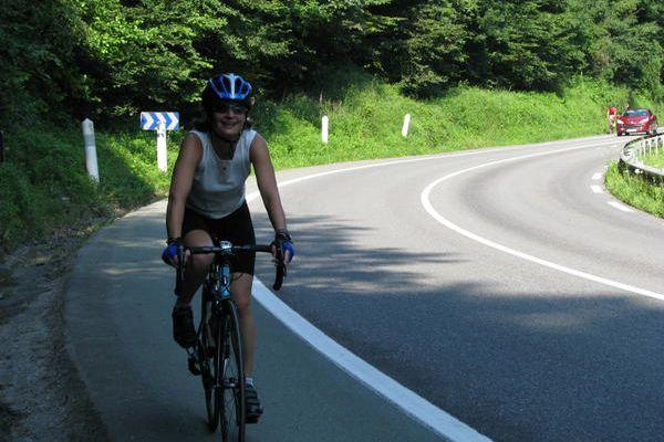Montée à Chamrousse à vélo - 1750 m -26 juillet 2008