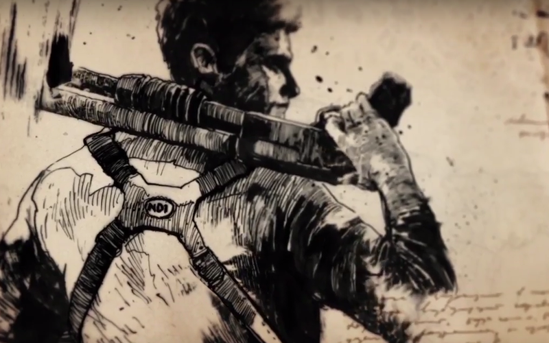 Making of Uncharted 4