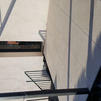 Terrasse - pose carrelage sur plot