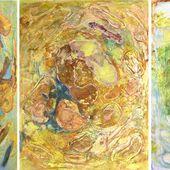 2007-038. Peinture-île, peintre explorateur