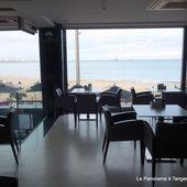 Le Panorama, le café sur la Corniche à Tanger - Le blog de Bernard Moutin