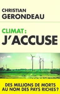Climat : j'accuse, de Christian Gérondeau